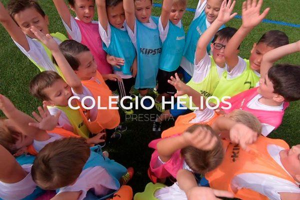 Campus de fútbol Colegio Helios